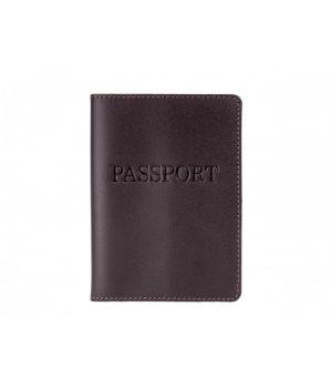 """Обложка для паспорта ST """"Passport"""" Brown"""