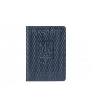 "Обложка на паспорт Refgresh ""Romb"" Black"