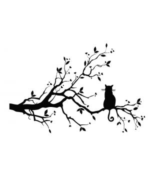 Кот наблюдатель