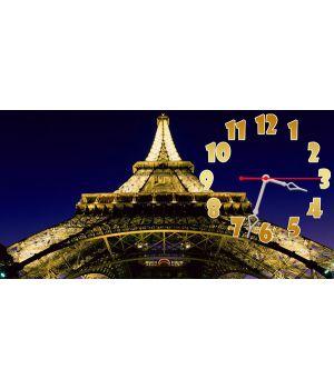 Настенные часы Симфония Парижа