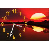 Настінний годинник Повний Місяць, 30х45 см