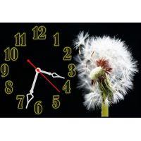 Настенные часы Воздушный одуванчик
