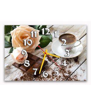 Настенные часы Кофейная услада