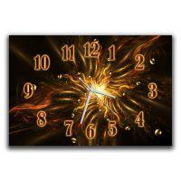 Настенные часы Золотые краски, 30х45 см