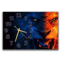 Настенные часы Ярость, 30х45 см