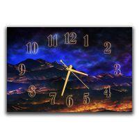 Настенные часы Горная панорама, 30х45 см