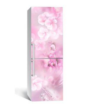 65х200 см, Наклейка на холодильник Микромир