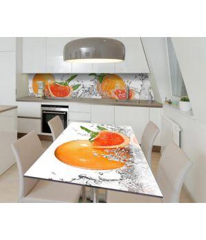 65х120 см, Купание грейпфрута