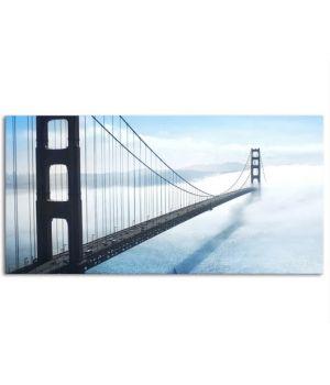 Стильная интерьерная картина для дома PN342196, 60х120 см