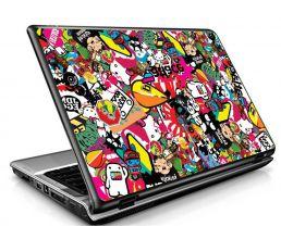 Как наклеить виниловые стикеры на ноутбук? Пошаговая инструкция