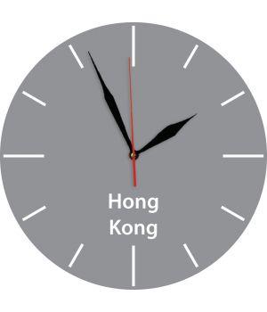 30х30 см, Стеклянные часы настенные, 77871