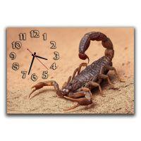 Настенные часы Скорпион, 30х45 см