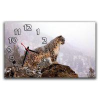 Настінний годинник Рись, 30х50 см