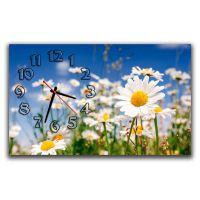 Настенные часы Ромашковое настроение, 30х50 см