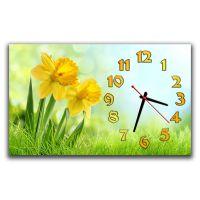 Настенные часы Нарциссы, 30х50 см