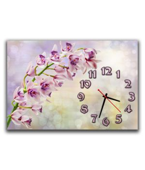 Годинник настінний Ніжність кольору, 30х45 см