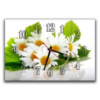Настенные часы Ромашечки, 30х45 см