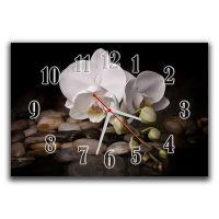 Настенные часы Нежная орхидея, 30х45 см