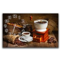 Настенные часы Кофе, 30х50 см