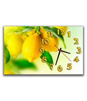Настенные часы Лимоны 69030, 30х50 см