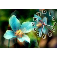 Настінний годинник Квітка 68977, 30х45 см