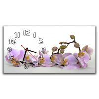 Настінний годинник Орхідеї 69017, 30х60 см