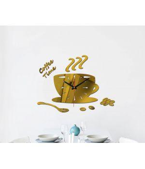 50х40 см, Cup Coffee 3970, золото