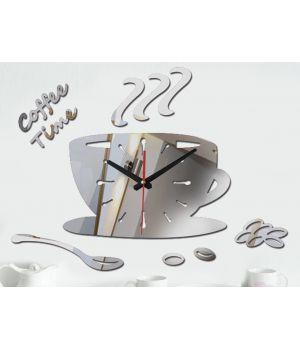 50х40 см, Cup Coffee 3970, срібло