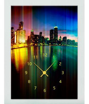 Часы-картина 1C-175-50x70-W