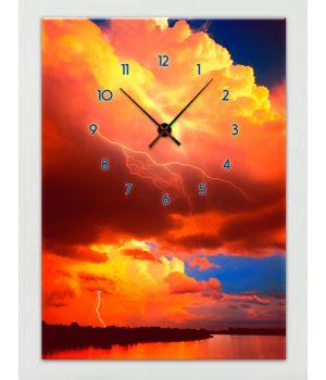 Часы-картина 1C-209-50x70-W