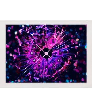 Часы-картина 1C-212-70x50-W