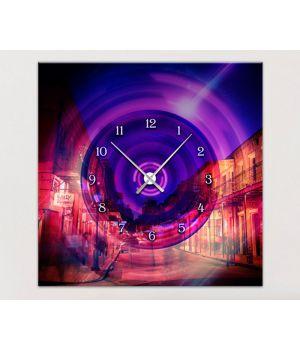 Часы-картина 1C-47-60x60-W