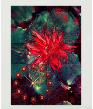 Часы-картина 1C-153-50x70-W