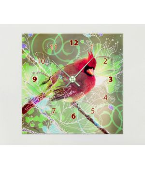 Часы-картина 1C-63-45x45-W