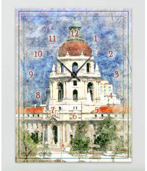 Часы-картина 1C-188-30x40-W