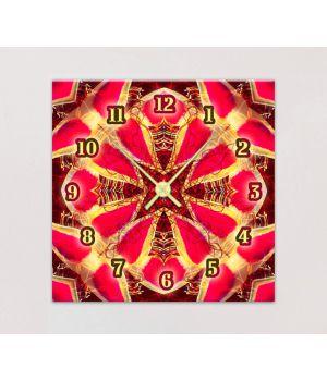 Часы-картина 1C-110-25x25-W