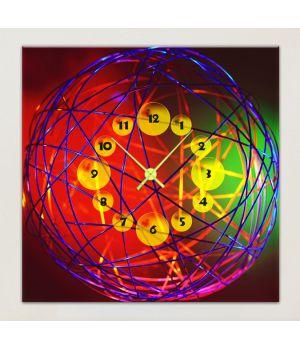 Часы-картина 1C-217-60x60-W