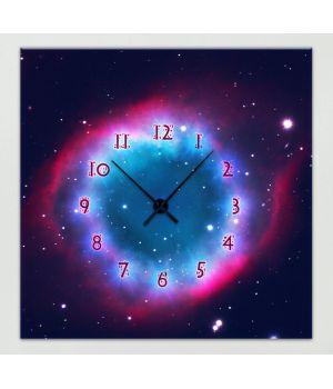 Часы-картина 1C-237-45x45-W