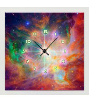 Часы-картина 1C-240-45x45-W