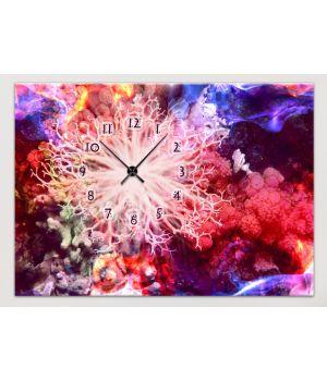 Часы-картина 1C-221-70x50-W