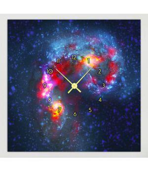 Часы-картина 1C-230-60x60-W