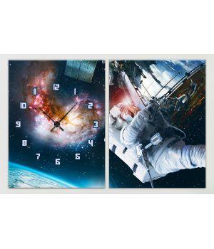 Модульные часы 1C-242-2p-W
