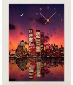 Часы-картина 1C-184-50x70-W