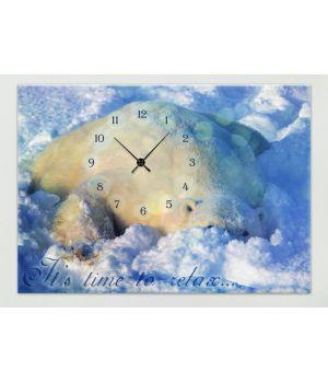 Часы-картина 1C-222-70x50-W