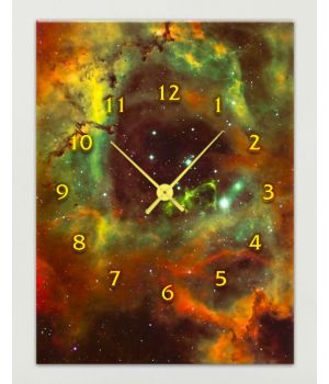 Часы-картина 1C-243-30x40-W