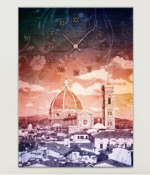 Часы-картина 1C-151-50x70-W