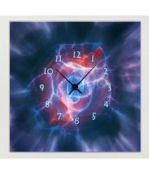 Часы-картина 1C-232-45x45-W