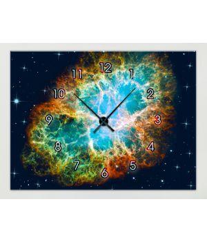 Часы-картина 1C-244-40x30-W