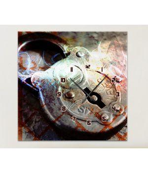 Часы-картина 1C-29-45x45-W