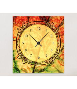 Часы-картина 1C-50-40x45-W